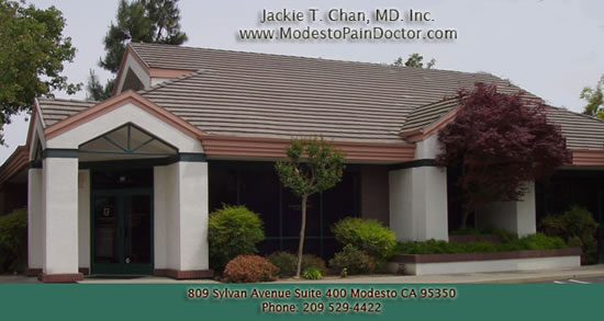 Acupuncture Modesto Pain Medicine and Pain Management Doctor Clinic Photo
